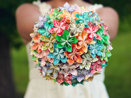 bouquet-origami-mariage