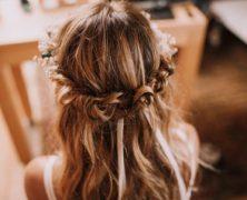 Coiffure mariage tresse : La coiffure mariage tresse est une tendance pour 2019
