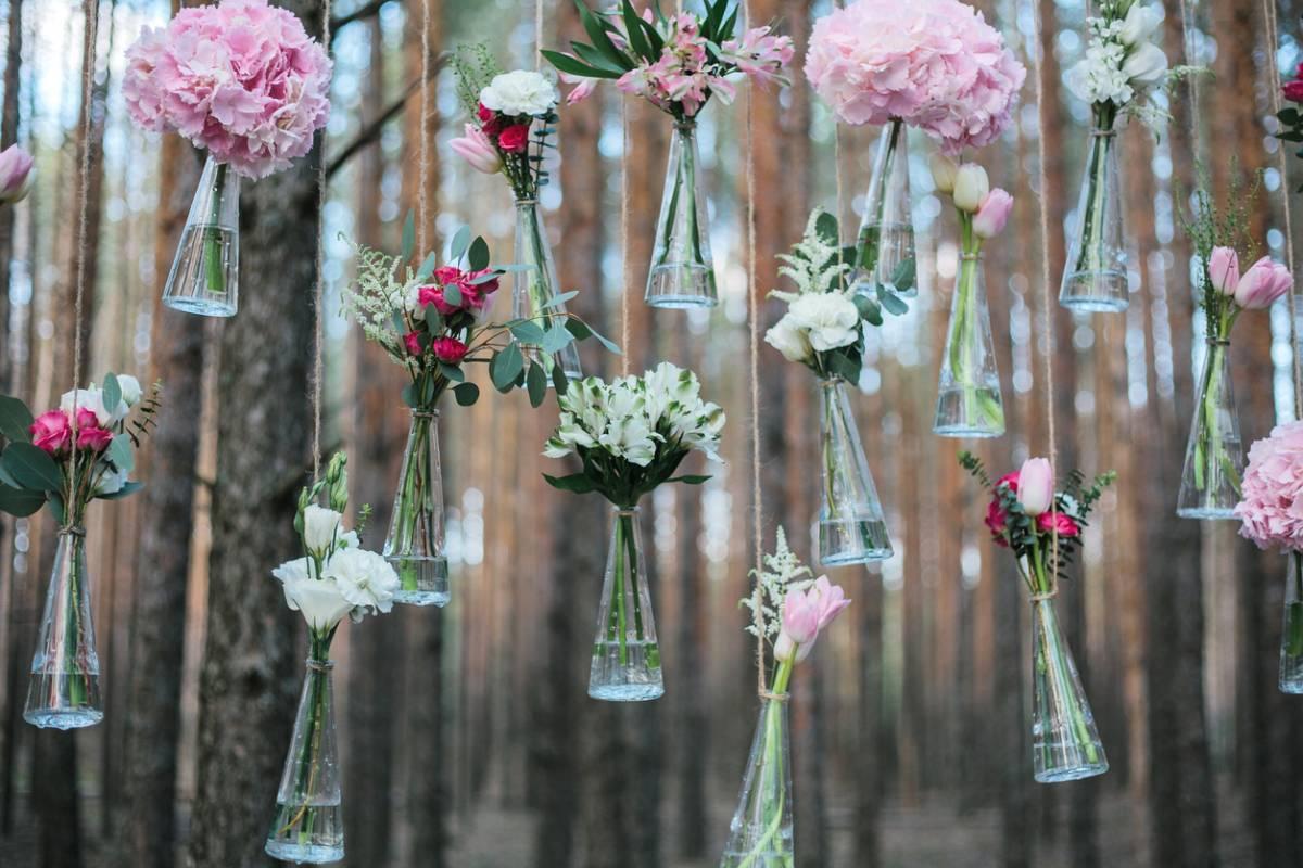 decor mariage champetre