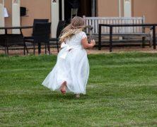 Comment occuper les enfants pendant la réception de mariage