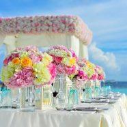 Décoration de mariage : 5 astuces pour embellir votre table de mariage