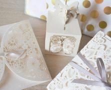 16 idées d'invitations pour un mariage d'hiver de rêve