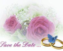 Save the date mariage : 5 idées originales