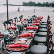 Une vaisselle de mariage pour vos événements : une bonne idée ?