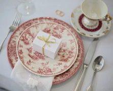 Quel type de vaisselle choisir pour une réception de mariage?