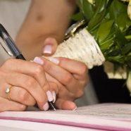 3 choses importantes à savoir sur l'acte de mariage