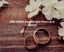 Union mariage