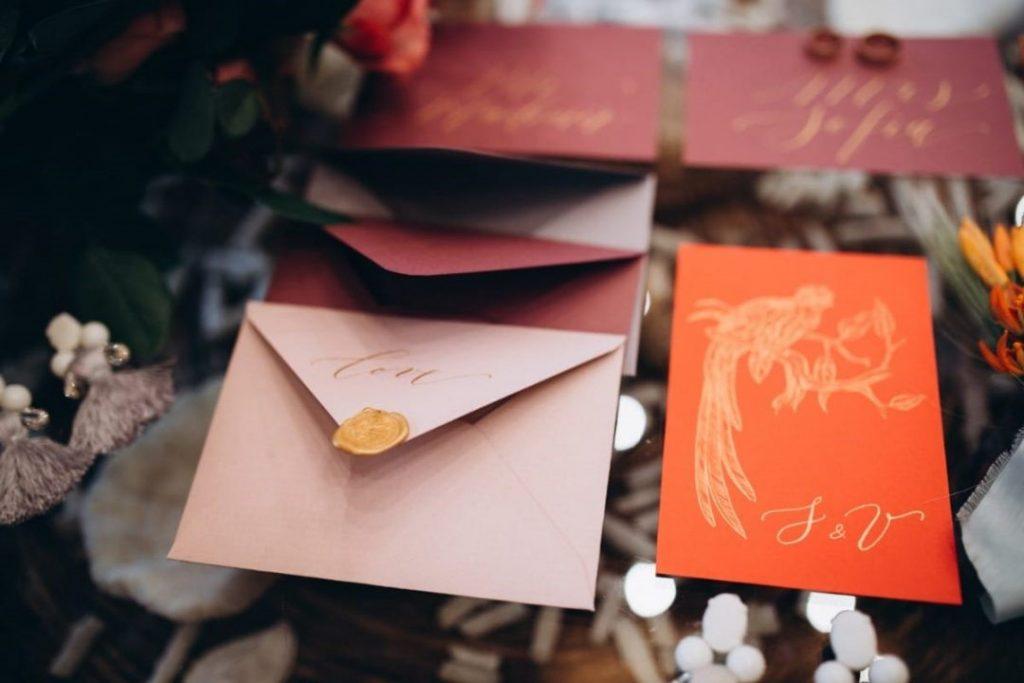 carte cartons invitation