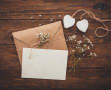 Un faire-part chic et original pour votre mariage !