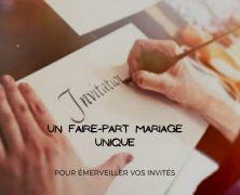 Opter pour une carte d'invitation mariage pleine d'originalité