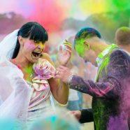 Faire photographier un mariage original