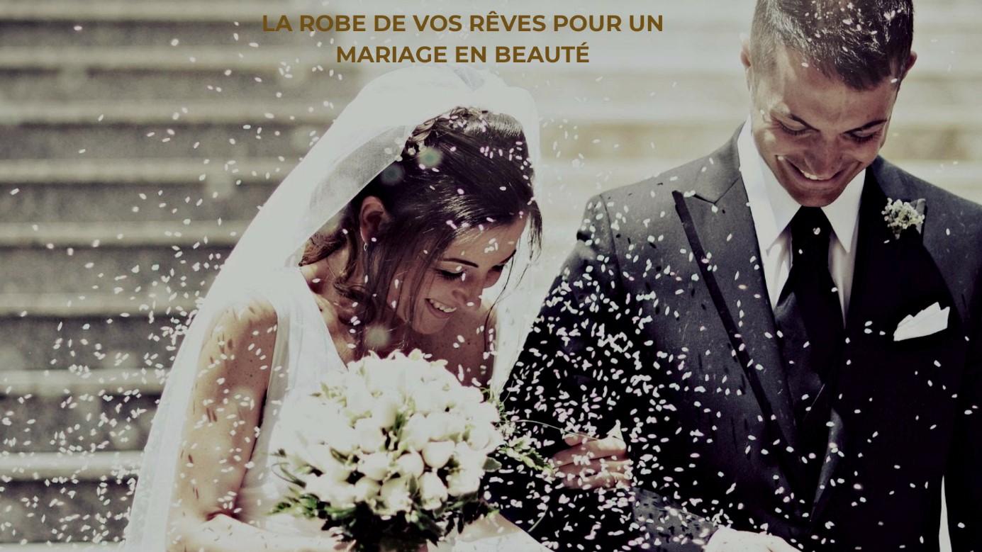 robe de rêves mariage