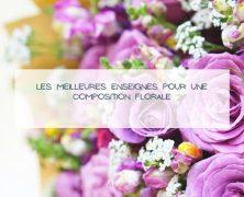 Trouver un fournisseur pour les décorations florales