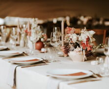 Bien choisir le tissu de décoration pour un mariage unique