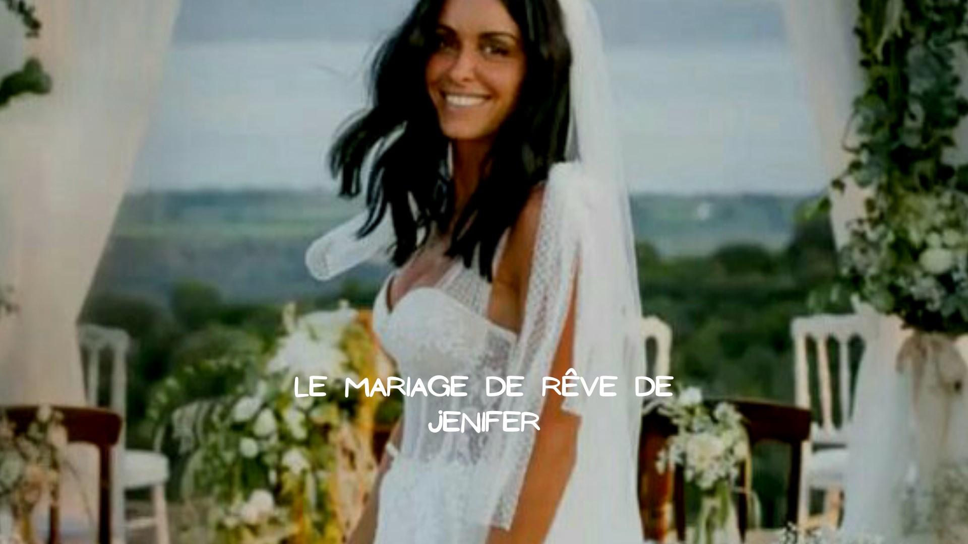 mariage de Jenifer