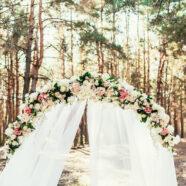 Décoration de mariage champêtre : une solution très économique!