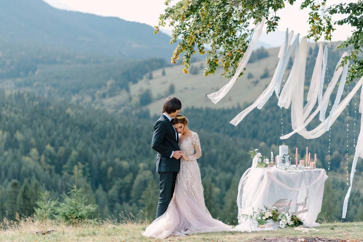 louer château mariage