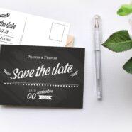 Les cartes postales personnalisables pour votre mariage